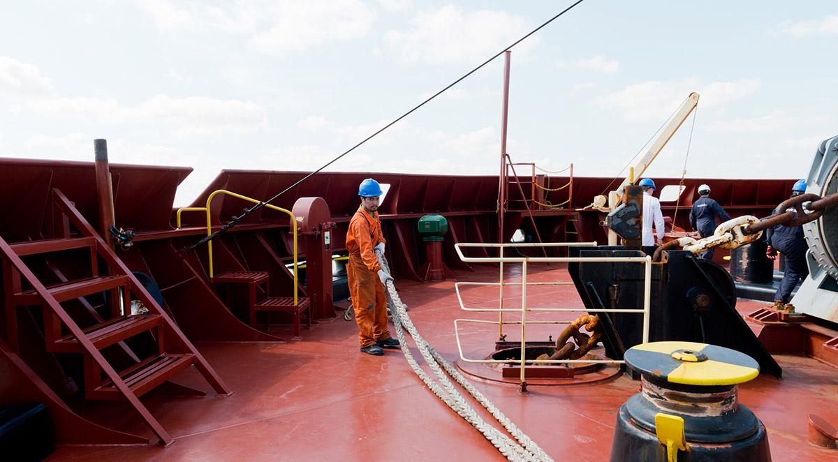 Nordic Hamburg crewing services